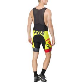 Fox Ascent Pro Bib Short Men red